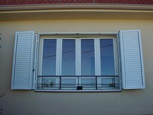 Ach Aluminios cerramientos aluminio y PVC Carpintería de aluminio y ventanas de PVC Mallorquinas