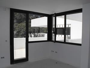 Ach Aluminios cerramientos aluminio y PVC Carpintería de aluminio y ventanas de PVC Obra nueva