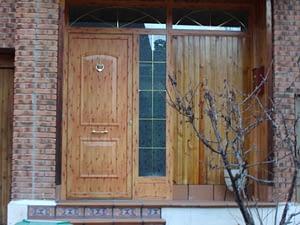 Ach Aluminios cerramientos aluminio y PVC Carpintería de aluminio y ventanas de PVC Puertas de entrada