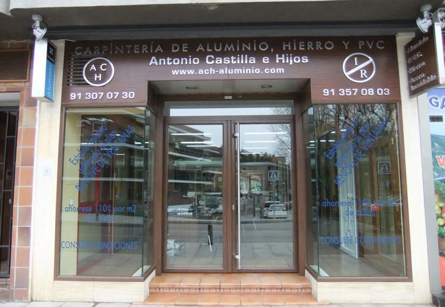 Quienes Somos - Tienda Antonio Castilla e Hijos de Osamayor